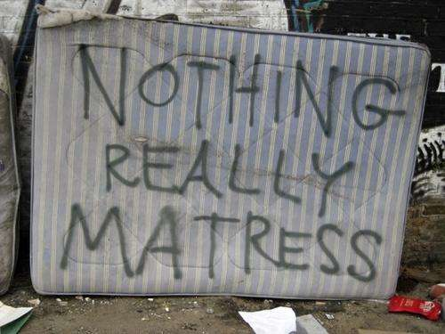 Bad Mattress Can Kill You