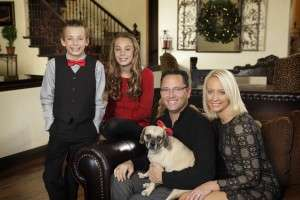 Be blessed. Merry Christmas and Happy Holidays from THE QUINNS!!!!