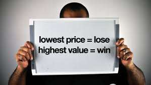 low price vs value